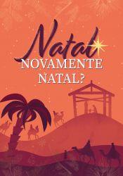 FOLHETO DE NATAL  (pacote c/ 100 unidades)